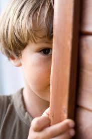 los niños y el miedo