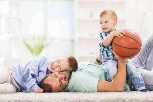 El lado humano de criar hijos